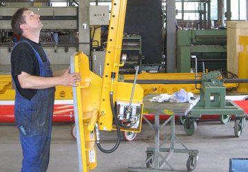 90 graden kantelaar van MHZ voor het kantelen van producten
