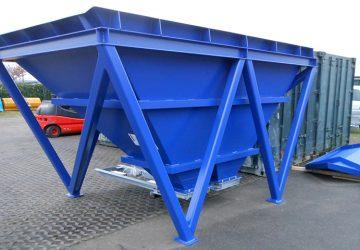 Wachtbunker geproduceerd door machinefabriek MHZ