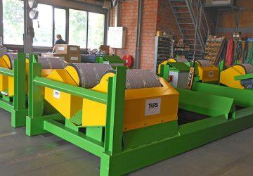 MHZ produceert machines op maat