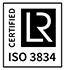 Logo ISO 3834