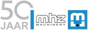 Logo MHZ 50 jaar